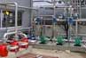 une nouvelle station de pompage anti incendie